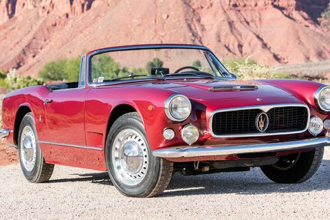 Bonhams brings the heat to its 2018 Quail Lodge Auction