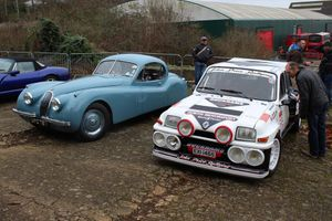 Brooklands New Year's Day Gathering – Gallery