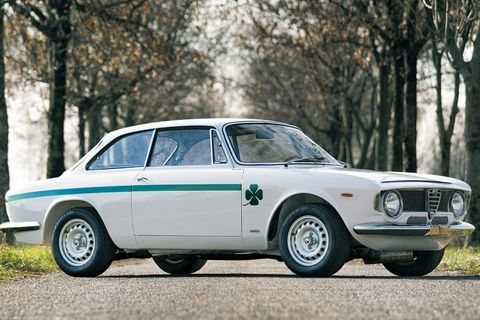 Buckle up for the bidding at the RM Sotheby's Paris 2019 sale