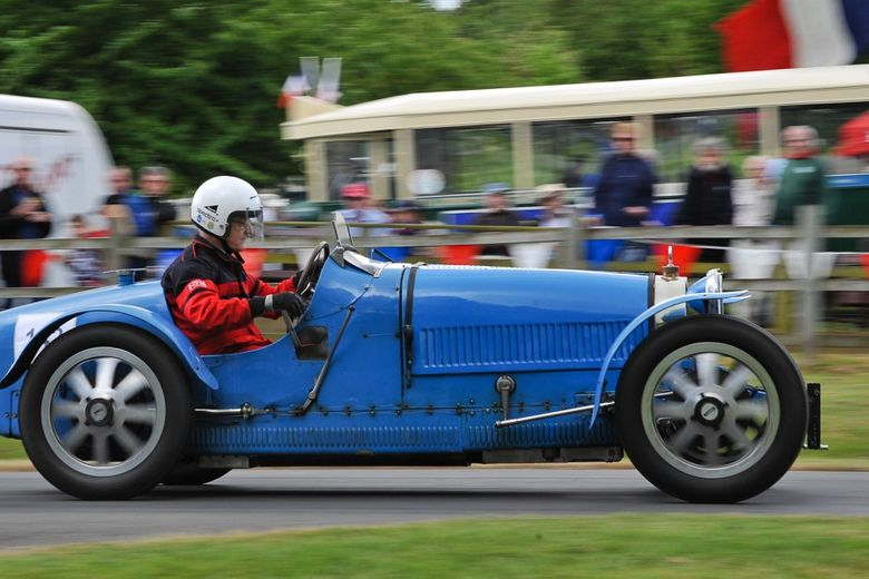 Bugattis To Gather At Prescott To Mark Owners' Club's 90thAnniversary