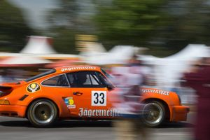 Car Chases, Thousand-Horsepower Fireballs, And Motorsport Heroes Converge At Classic Days