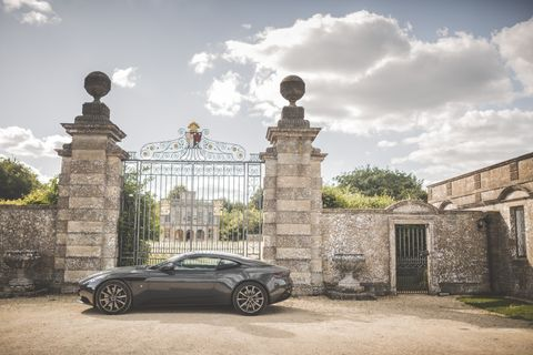 Catch the Aston Martin DB11 Classic Driver Edition at Hampton Court this weekend