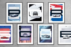 Celebrate 70 Years of Porsche With This Official Line Of Collectible Prints