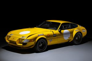 Celebrate the Ferrari Daytona's 50th birthday with this Michelotto-built racer
