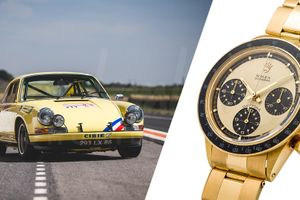 Celebrate the Porsche 911 and the Rolex Daytona's birthdays in Monaco