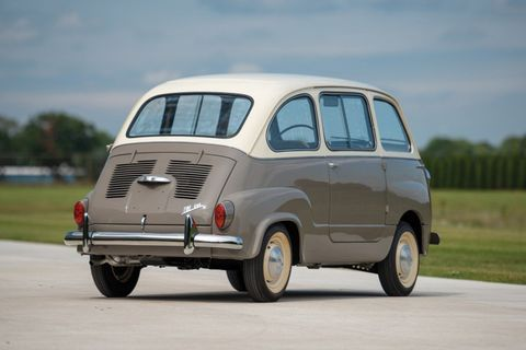 Celebrating Italian car culture with these 10 fantastic Fiats
