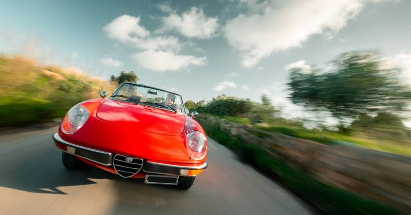 Chasing A Definition Of Perfection With An Alfa Romeo Spider