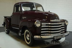 Chevrolet 3100 Pick-up 1949, 5 vitres