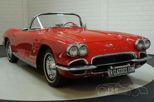 Chevrolet Corvette C1 1962 Matching Numbers