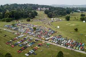 Cholmondeley Castle hosts 70 Years of Porsche celebration