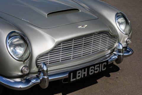 Chris Evans' DB5 Is One Of Two Aston Martins Headlining The Heythrop British Marques Sale