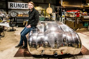 Christopher Rünge is a modern-day master of metal