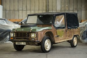 Citroën is auctioning off museum pieces and prototypes from its private collection