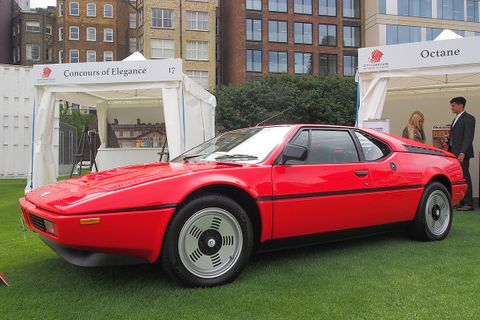 City Concours 2017 – Pictures from London's newest car show