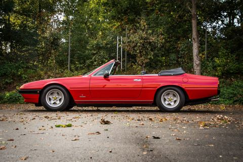 Coachbuilt Cabriolet: It's Time To Admire Pavesi's Drop-Top Ferrari 400i