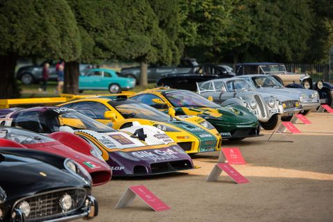 Concours of Elegance 2018 – Future classics and endurance legends announced