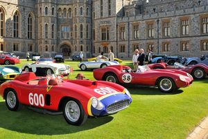 Concours of Elegance returns to Windsor for Queen's 90th birthday