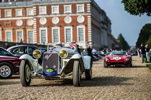 Concours of Elegance will return to Hampton Court Palace