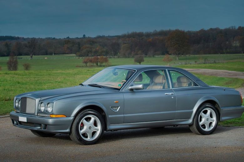 Could this be your last chance to own a Bentley Continental R?