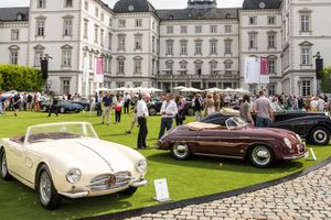 Could you win 'Best of Show' at the 2016 Schloss Bensberg Classics?