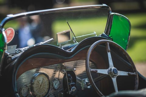 Crowning automotive glory at the Concours of Elegance 2018
