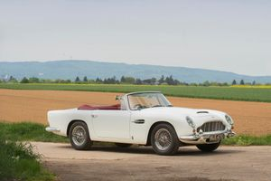 DB5 Convertible leads Bonhams' £4.5m Aston Martin sale