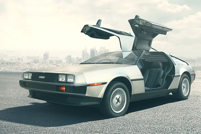 DeLorean returns to the future with 300 strictly limited DMC-12s