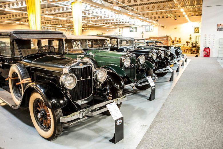Den Hartogh Ford collection to be auctioned