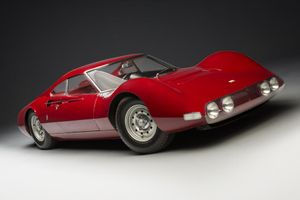 Dino 206 P Berlinetta Speciale sells for €4.4m at Artcurial's Retromobile auction