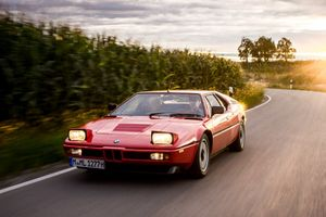 Driving The BMW M1: A Singular Supercar With A Split Personality