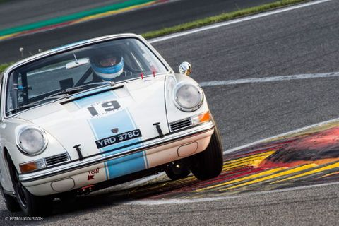 Early Narrow-Body 911s Make For Spectacular Spec-Racing