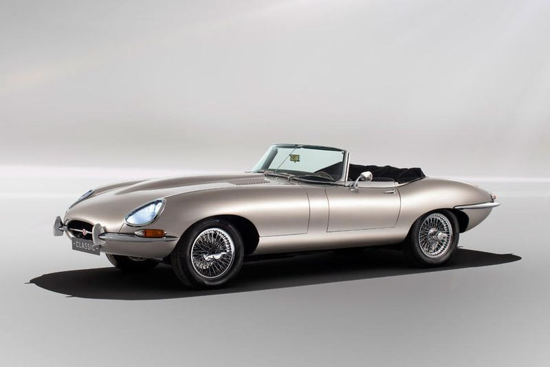 Electric Jaguar E-type Zero production confirmed