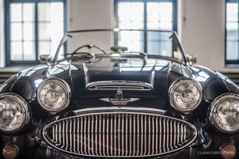 Emil Frey Classics is the heart of the Swiss classic car scene