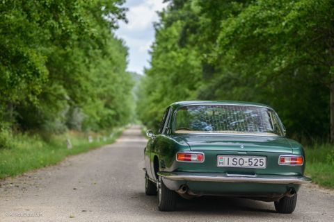 Escaping Budapest With The Italian Style And American Horsepower Of An ISO Rivolta IR300