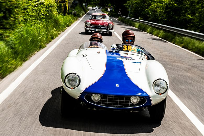 Every raincloud had a sensational silver lining on the 2019 Mille Miglia