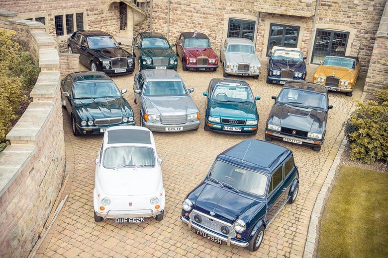 Ex-Royal car collection to be sold at auction