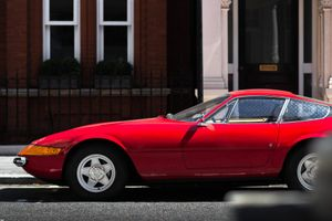 Falling In Love In London With A Street-Parked Ferrari 365 GTB/4 Daytona