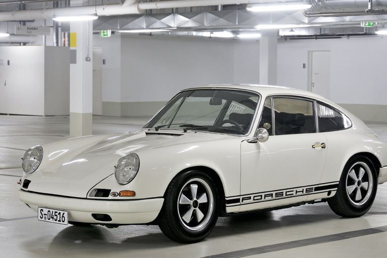 Ferdinand Piëch's ground-breaking 1967 Porsche 911 R is still the lightest of all 911s