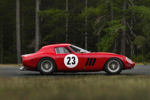 Ferrari 250 GTO sells for $48.2million