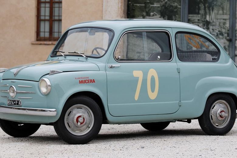 Find the perfect car for the 2020 Mille Miglia next week in Brescia