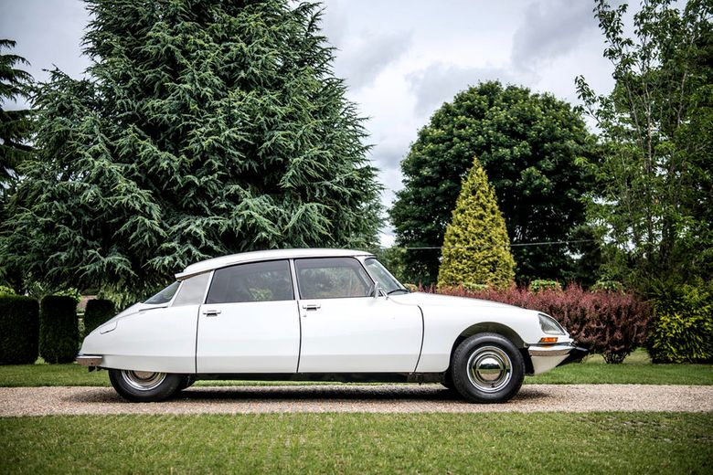 'Finest Citroen DS' to be sold at Salon Prive