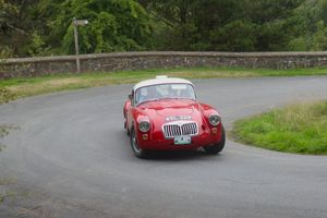 FIVA Details Two World Rallies For Historic Cars For 2019