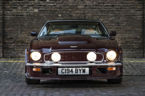 For 'Rocket Men' only – Sir Elton John's Aston Martin V8 Vantage
