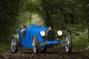 For The Bugatti Family Who Thought They Had Everything… Here's The Three-Quarter Size Baby II