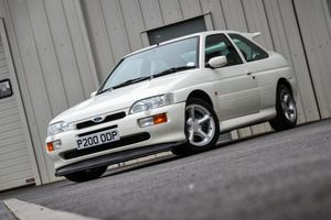 Ford Escort Cosworth sells for £91k at NEC auction