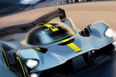 Ford Poised To Unveil Extreme GT Supercar At Goodwood Festival Of Speed