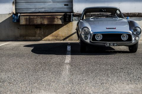 Forget your Ferraris – this dainty Ghia 1500 GT is all you need