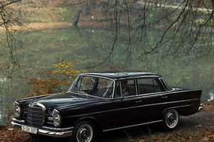 Forgotten Mercedes Fintail Will Be a Future Favorite