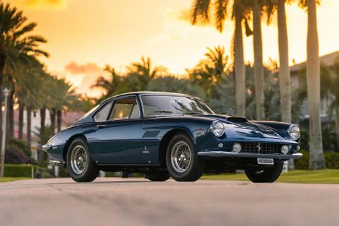 Four Rare and Significant Pininfarina Masterpieces Are Heading To Auction At Pebble Beach