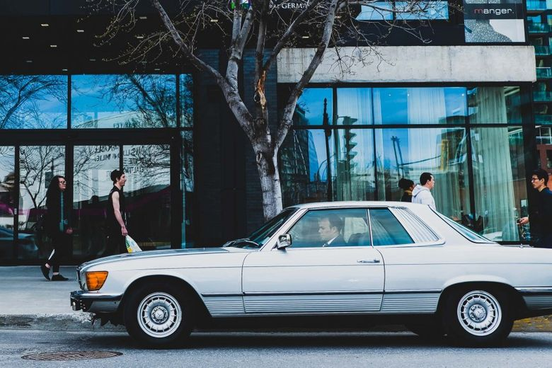 From Childhood To Marriage, The Mercedes-Benz SLC Has Always Been In My Life
